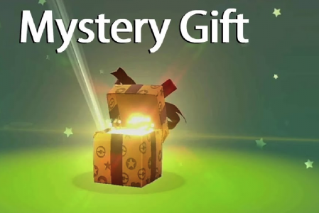 Pokemon Mystery Gift Codes List 2021