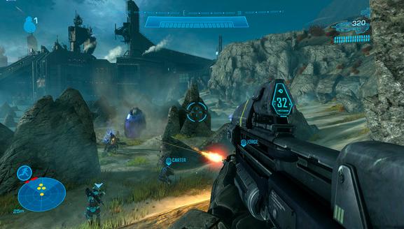 Halo Reach on PC