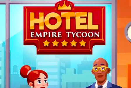 Hotel Empire Tycoon MOD a lot of Money 1.9.6 download for android