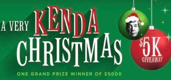 Investigation Discovery Giveaway kenda christmas