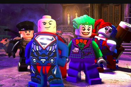 Lego DC Super-Villains Cheat Codes to Unlock Characters