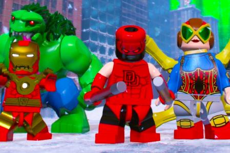 Marvel SuperHeroes 2 Cheats Codes List – Lego Marvel SuperHeroes 2