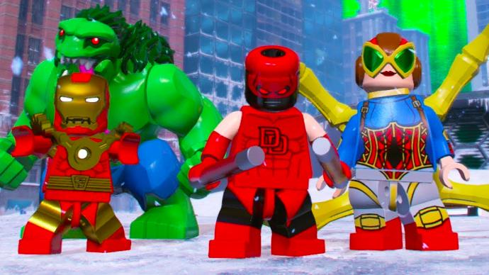 Marvel SuperHeroes 2 cheat codes