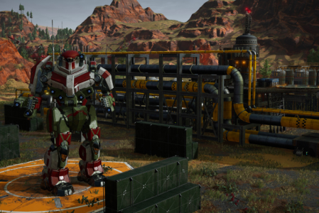 Mechwarrior 5 Mark Crates: VIDEO GamePlay