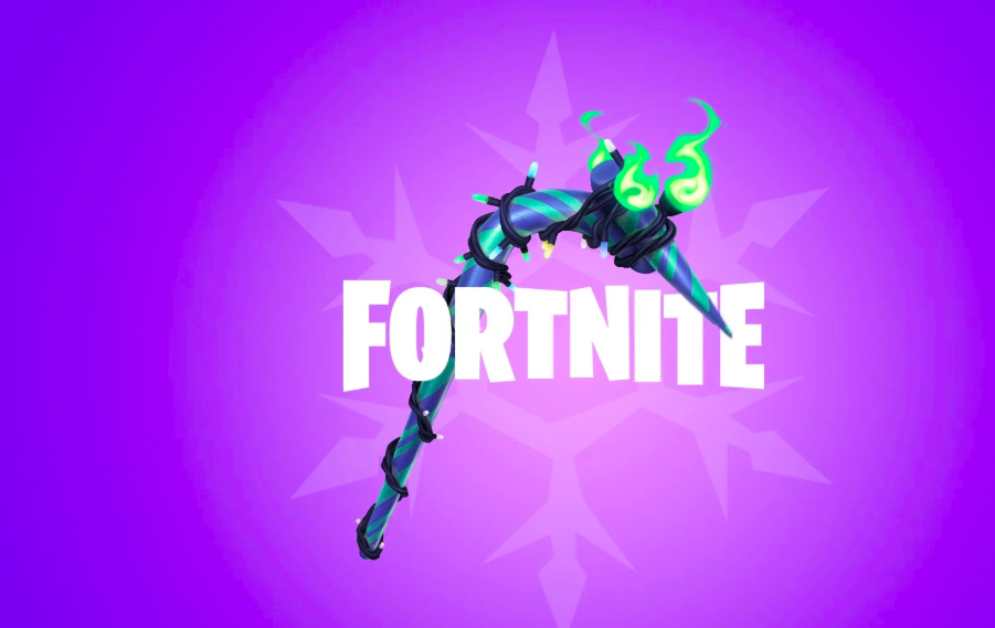 Fortnite Merry Mint Pickaxe