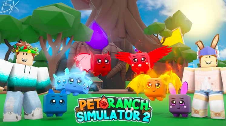 Pet Ranch Simulator 2 Codes
