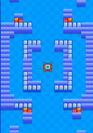 Brawl Stars Christmas Maps