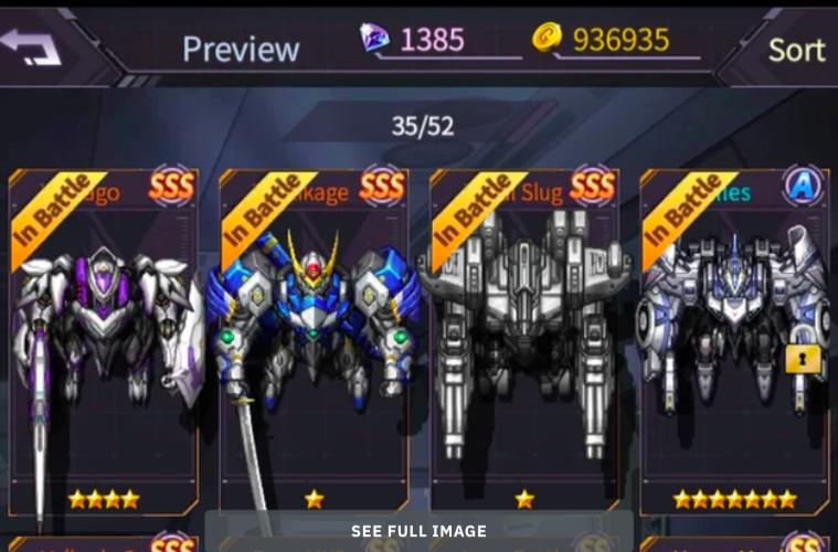Iron Saga Tier List