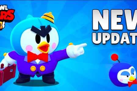 Brawl Stars with New Brawler Update 2020