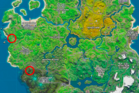 Where to Find The Hidden Gnome in Fortnite Game