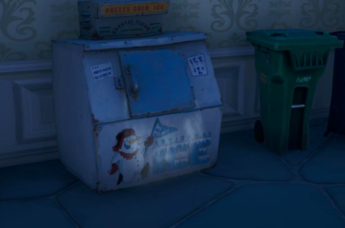 Search ice Boxes Fortnite