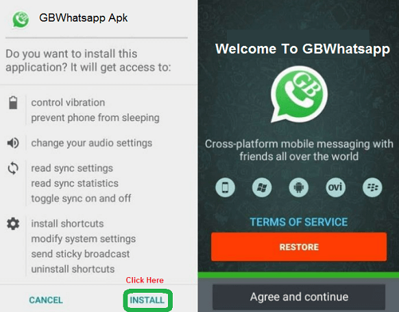 GBWhatsapp APK 2020 download