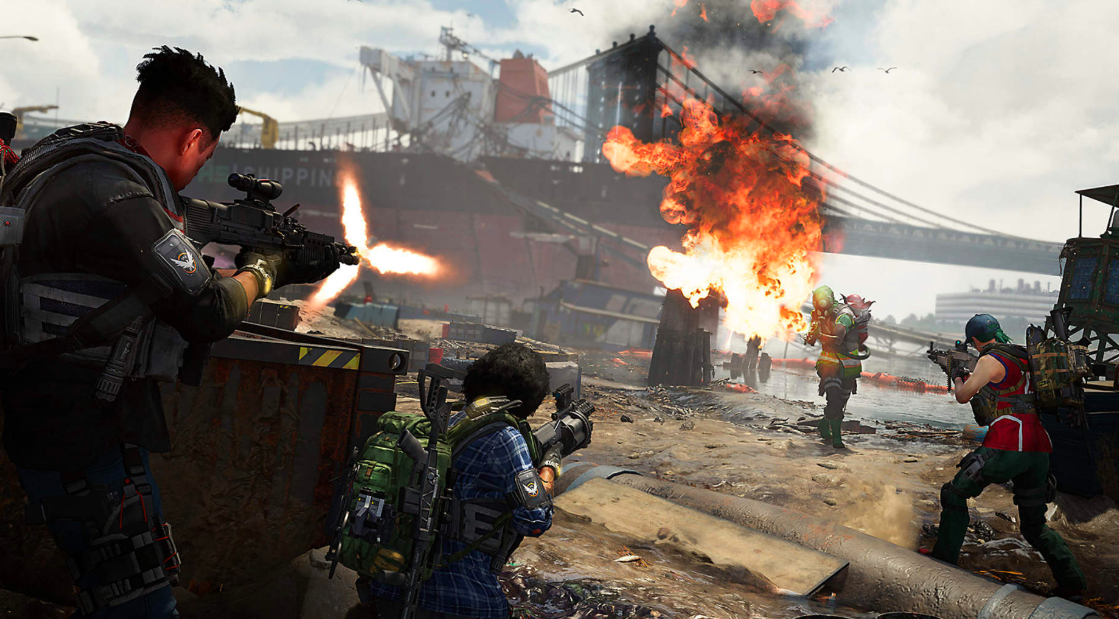 The Division 2 Level 40 Builds Warlords of New York