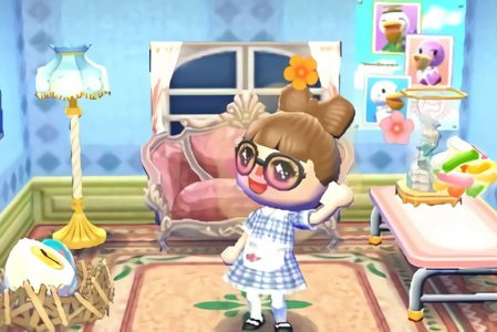 Animal crossing new Horizons: QR Codes Clothes images