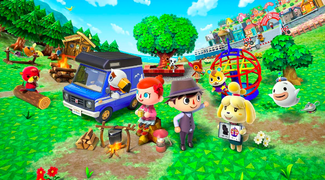 Animal Crossing: New Horizons fruit