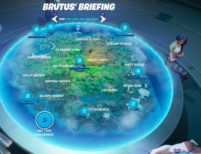 brutus ghost mission
