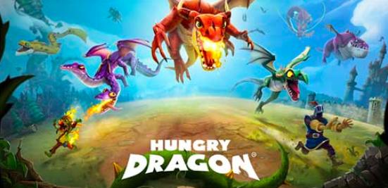 hungry dragon mod apk download