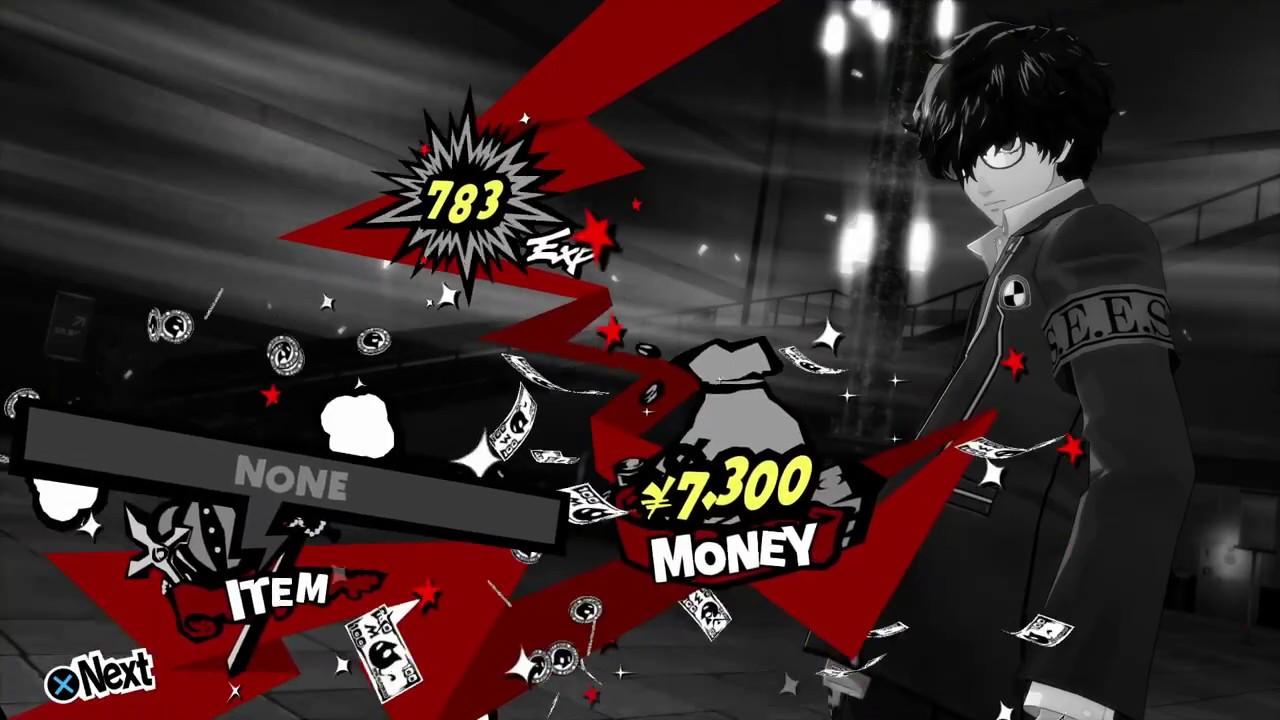 Persona 5 royal kaneshiro Blank codes cheats
