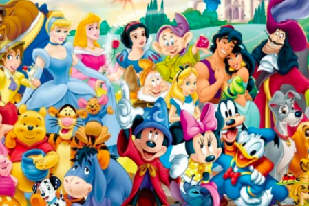 Disney characters Quiz: which character are you? April 2020