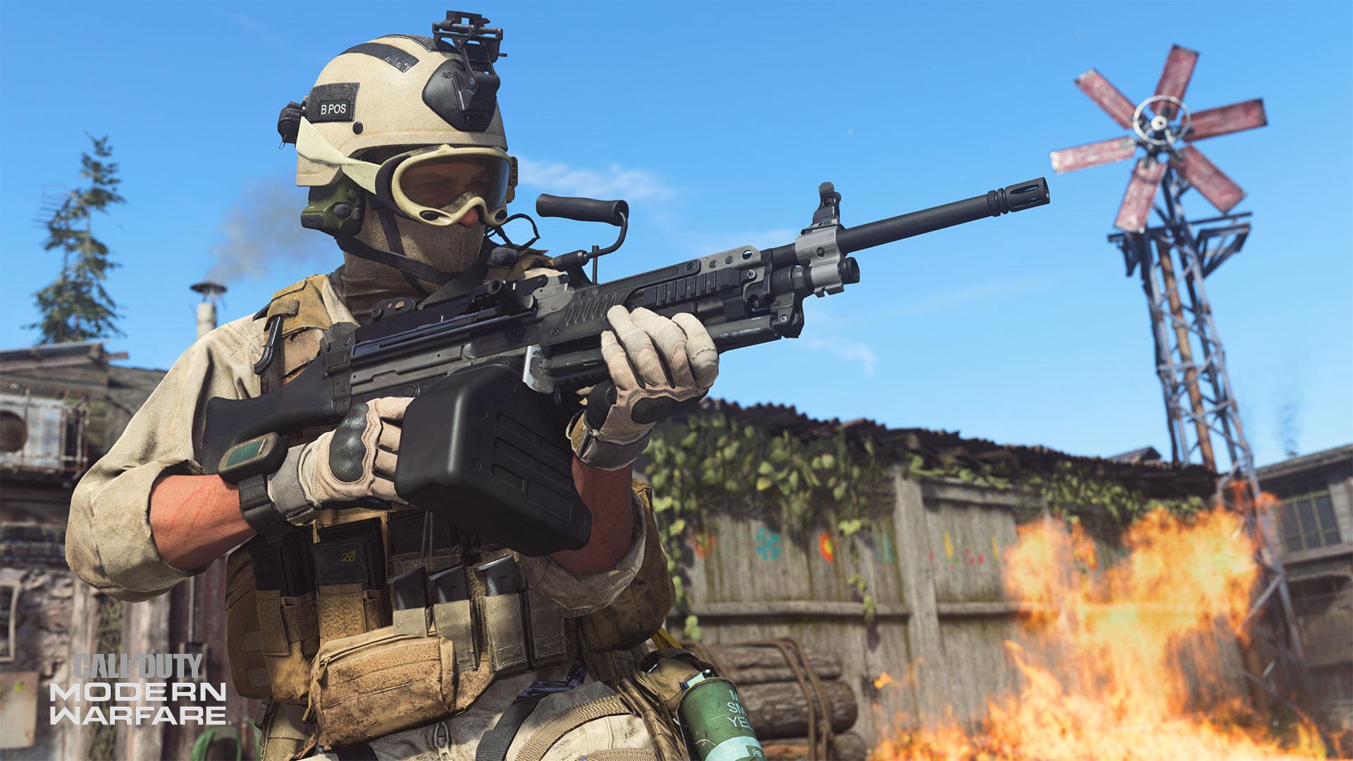 How to unlock bruen mk9: in Call of Duty: Modern Warfare