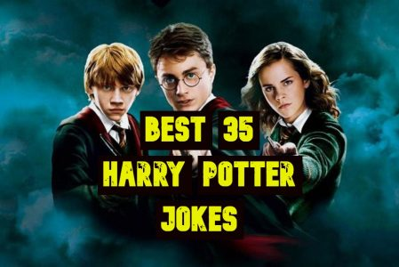 35 Harry Potter Jokes Funny For Kids in 2020