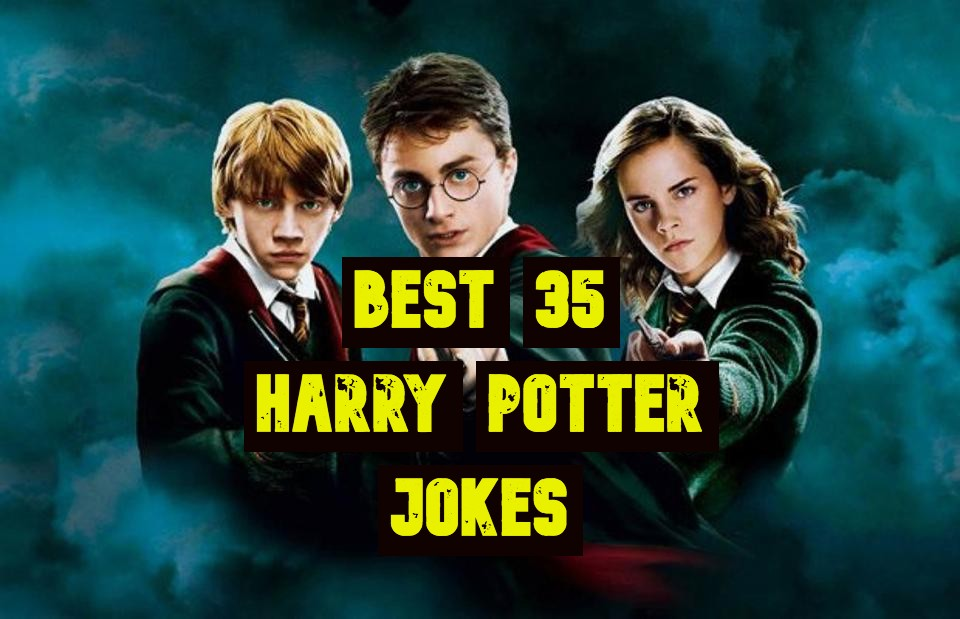 best harry potter jokes 2020