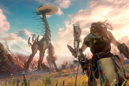 Horizon Zero Dawn Machines and prehistory