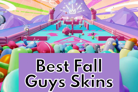 Best Fall Guys SKINS : the Latest from the Fall guys items