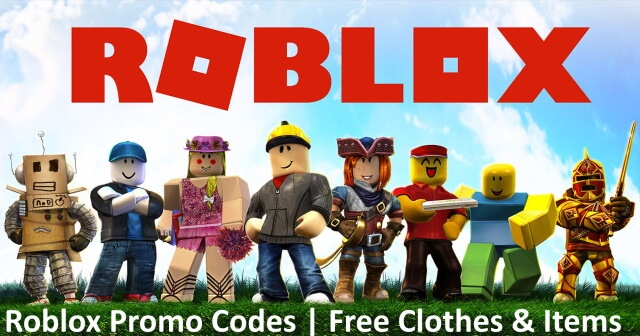Roblox Codes 2021 2020