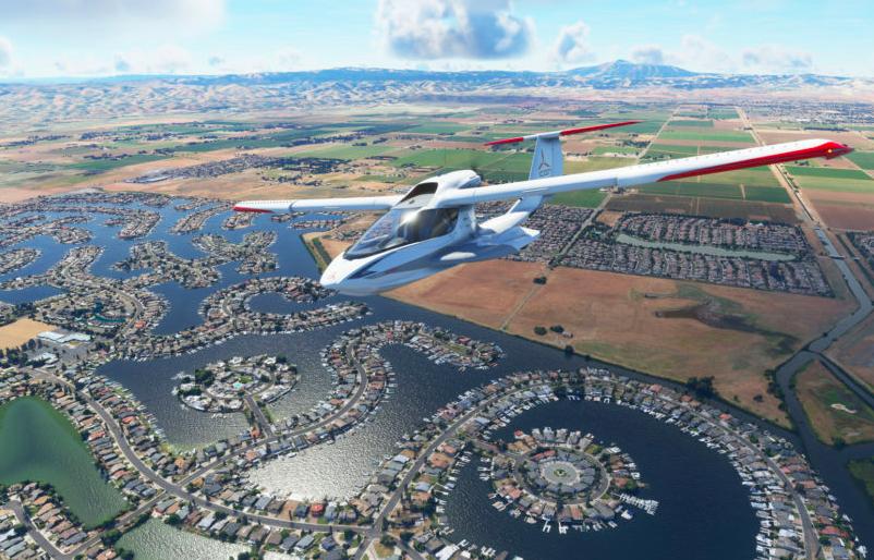 active pause flight simulator 2020