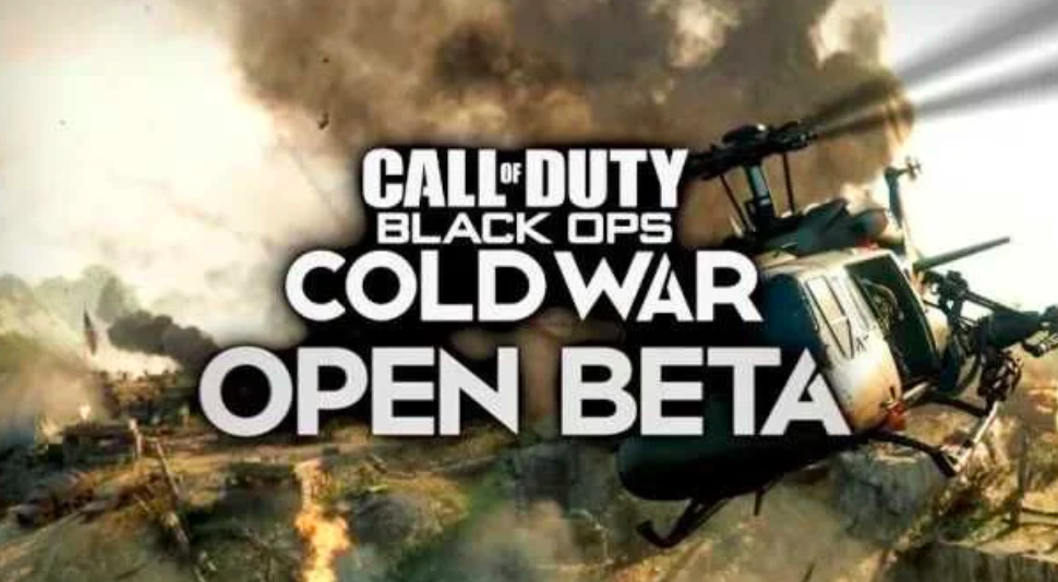 when is call of duty cold war beta