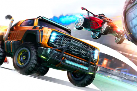 Rocket League is now free on consoles and PC, here's where to download it