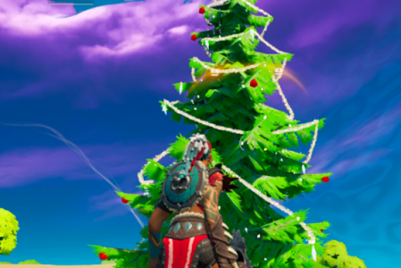 "Where Are The Christmas Trees In Fortnite ""Challenge Dance Near The Trees"" Operation Snowfall"