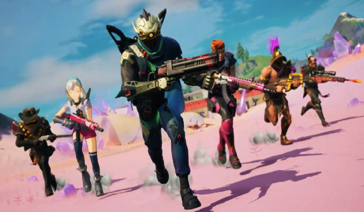 Quests Leaked in Fortnite Season 5 Week 10