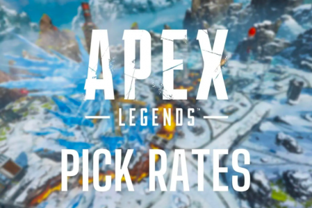 Ranked & Best Apex Legends Season 10 Pick Rates Character List