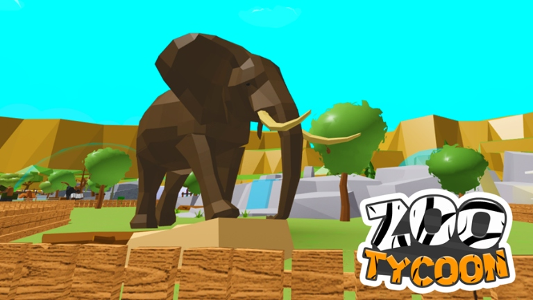 My Zoo Tycoon Codes Roblox